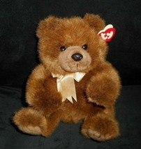 "9"" Vintage 1998 Ty Baby Brown Magee Teddy Bear Stuffed Animal Plush Toy W/ Tag - $18.70"