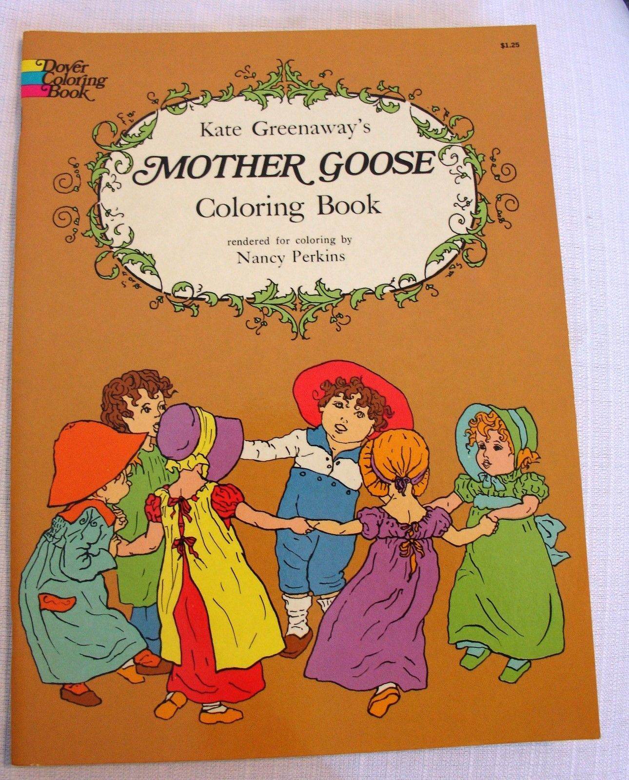 Mother Goose Kate Greenaway\'s Coloring and 34 similar items