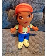 """Go Diego Go Plush 9"""" Doll 2011 Viacom - $6.66"""
