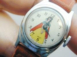 Vintage Walt Disney US Time Snow White Wrist Watch - $29.99