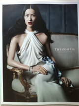 Tiffany & Co. Catalog Liu Wen Spring 2013 Collectible Jewelry Catalogue ... - $16.99