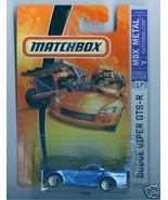 Matchbox MBX Metal #17 Dodge Viper GTS-R 2007 - $5.04