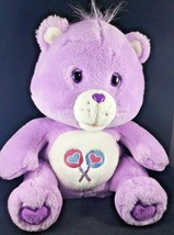 "Care Bears Plush Share Bear Story Time 2004 Working Talking Animated 10""... - $13.85"