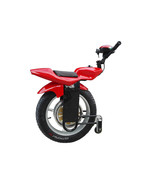 One wheel electric smart MOTORCYCLE unicycle self balance gyro red or blue - $1,299.00