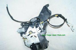 05-10 Honda Odyssey Power Sliding Door Lock Latch Assembly Passenger Right RH image 4
