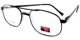 Gotham Style Stainless 5 Eyeglasses in Black - $25.00