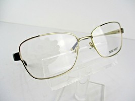 Nine West NW 1068 (717) Gold 53 x 17 135 mm Eyeglass Frames - $58.87