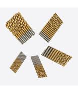Drill Bits Titanium Coated Wood Plastic Metal - $10.85