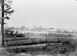 Federal Union Army Encampment Culpeper Virginia 1862 8x10 US Civil War Photo - $8.81