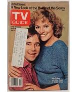 TV Guide Magazine April 26, 1980 Beau Bridges Helen Shaver - $2.50