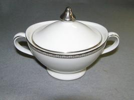 Royal Doulton English Fine Bone China Coleridge Sugar Bowl & Lid Excellent - $15.84