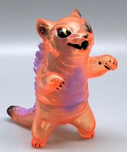 Max Toy Clear Halloween Negora Ultra-Rare image 5