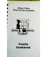 Chino Valley Arizona Word of Life Assembly  Community Cookbook . - $7.91