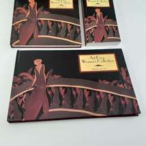 ART DECO WOMEN'S Collection Address Book Set includes Notebook / Birthday Book image 3