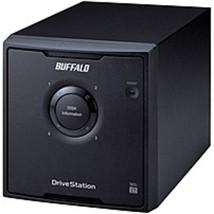 BUFFALO DriveStation Quad USB 3.0 4-Drive 24 TB Desktop DAS (HD-QH24TU3R... - $1,203.19