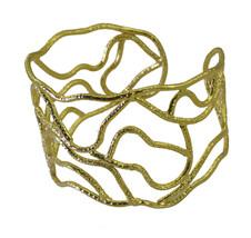 inviting Plain Gold Plated multi Bangle Fashion usual US - $13.16
