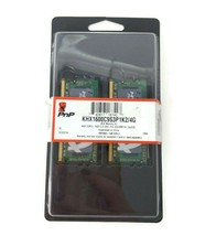Kingston HyperX 4GB (2 x 2G) 204-Pin DDR3 SO-DIMM 1600 MHz Laptop Memory - $18.80