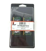 Kingston HyperX 4GB (2 x 2G) 204-Pin DDR3 SO-DIMM 1600 MHz Laptop Memory - $18.80