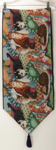 """CAT LOVER Table Scarf Tapestry Style 68"""" long - $19.99"""