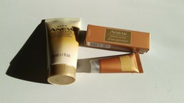 Avon Anew Ultimate Cream Cleanser 1.7 Fl Oz and Power Serum 0.24 Fl Oz New - $6.44