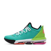 Mens Nike LeBron XVI Low CI2668-301 Basketball Shoes - $179.95