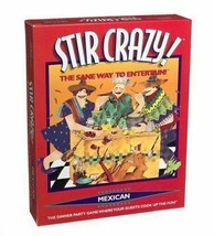 Stir Crazy Mexican Game - $28.45