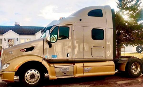 2012 PETERBILT 587 For Sale In Arlington, South Dakota 57212
