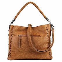 Concealed Carry Purse - YKK Locking Lily Tote by Lady Conceal Cinnamon - $101.98
