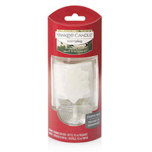 YANKEE Candle SPARKLING SNOW, Scent Plug Home Winter Fragrance Electric,... - $37.39
