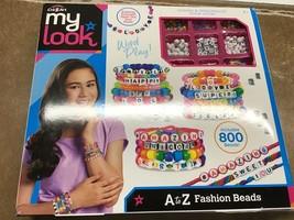 My Look Fashion Beads Friendship Bracelet by Cra-Z-Art - $9.85