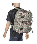 "19"" Army Digital Camo Water Resistant Bug Out Bag Backpack Personal Surv... - $40.79"