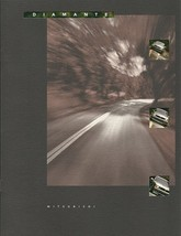 1995/1996 Mitsubishi DIAMANTE brochure catalog US 96 LS - $8.00