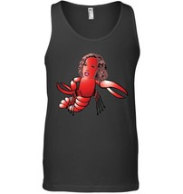Dr Peterson Tank Top Lobster So Youre Saying Pay Gap Tee Bucko - $23.99+