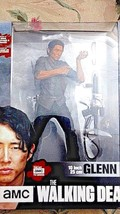 """McFarlane Toys The Walking Dead TV Glenn 10"""" Deluxe Action Figure - $37.39"""