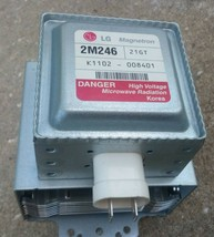 Microwave LG Magnetron Model 2M246 - From PVM1790DR1CC Oven - $43.56