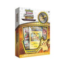 Pokemon Shining Legends Super Premium Collection + Pikachu & Mewtwo Box Bundle image 4