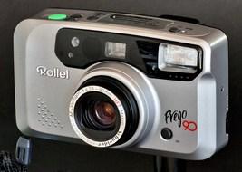Rollei Prego 90 Luxury P&S 35mm Camera w Schneider-Kreuznach 28-90 HFT M... - $89.00