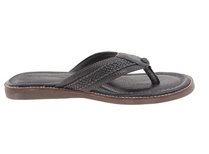 Tommy Bahama Men's Anchors Away Sandal in Black, Size 12, BN in Box