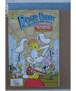 Roger Rabbit Comic Book From Walt Disney Publications #10 [Staple Bound] - $4.94