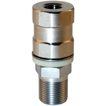 Tram Super-duty Cb Stud Stainless Steel So-239 All Thread & Contact Pin - $6.97