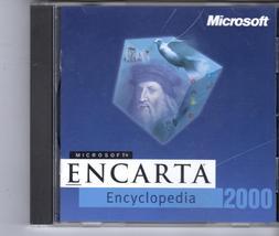 Encarta Encyclopedia 2000 Microsoft PC and 50 similar items
