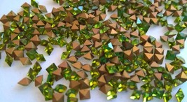 300+Pc. Austria SWAROVSKI Tiny Glass GEMSTONES Crafts/Jewelry  Repair US... - $13.03