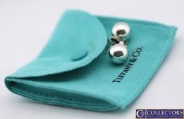 Ladies Tiffany & Co. 925 Sterling Silver Ball Bead Stud 10.0mm Earrings - $149.95