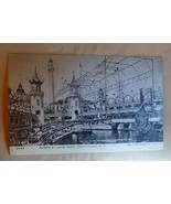 1904 POSTCARD Luna Park Coney Island Geo P Hall Photog Illustrated Post Card NY - £7.63 GBP
