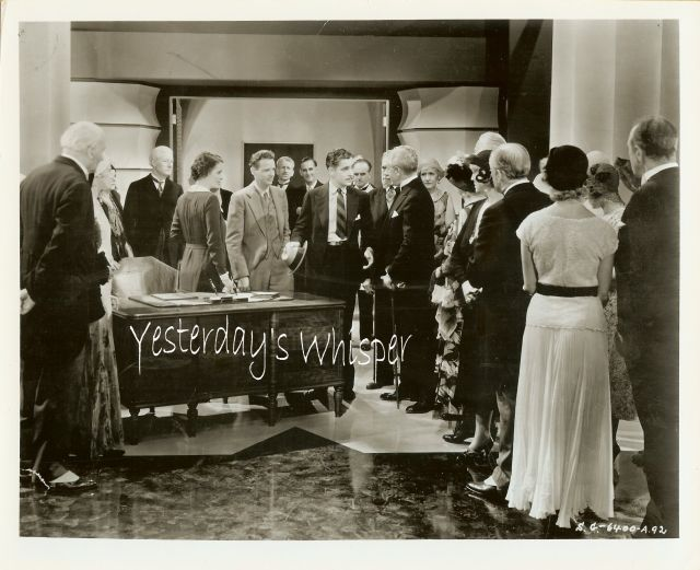 1931 Vintage Movie Still PHOTO Ronald Colman Arrowsmith k373