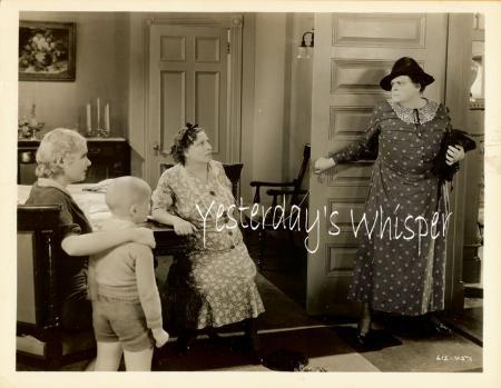 1930s Movie Photo Anita Page Marie Dressler Polly Moran K426