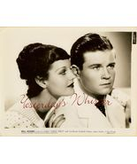 1934 Fox Publicity Photo Rochelle Hudson Tom Br... - $19.99