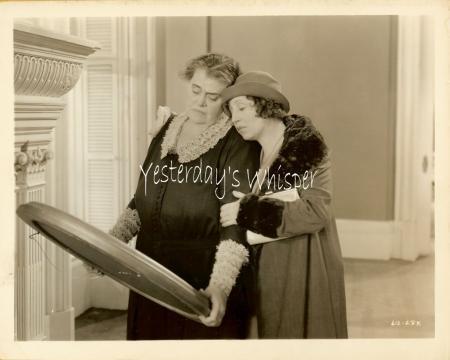 1932 Movie Still Endearing Marie Dressler Polly Moran K509