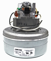 Ametek Lamb 5.7 Inch 120 Volt 2 Stage B/S Thru-Flow Motor 116671-50 - $180.00
