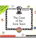 The Case of the Sore Team  Science Sleuths Elementary - $3.25